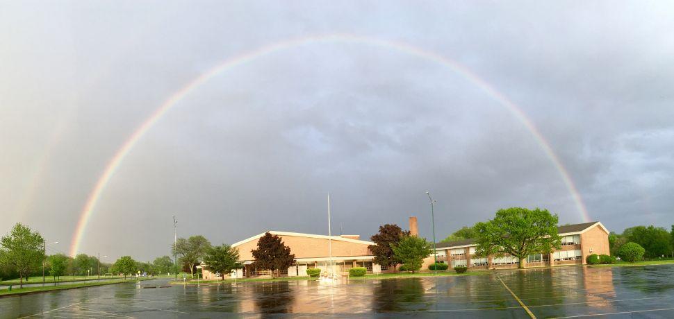 Rainbow Run Image